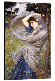 Alu-Dibond  Boreas - John William Waterhouse