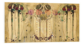 Forex  The Wassail - Charles Rennie Mackintosh