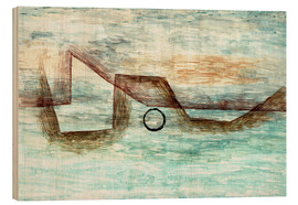Paul Klee - Flooding, 1931