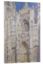Claude Monet - Cathedral afternoon