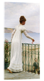 Edmund Blair Leighton - A Favour, 1898