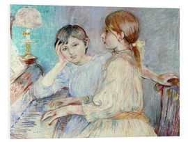 Forex  The Piano - Berthe Morisot