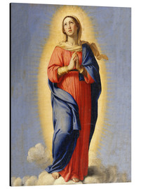 Aluminium print  The Immaculate Conception - Il Sassoferrato