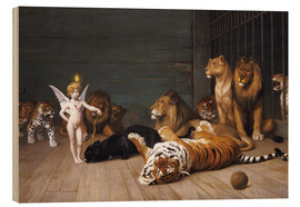 Jean Leon Gerome - Whoever you are, Here is your Master