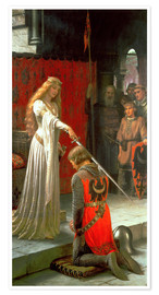 Premium poster The Accolade