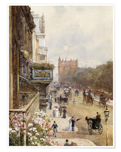 Premium poster Piccadilly