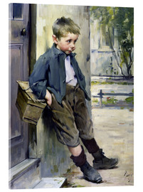 Acrylic print  Out of the Game - Henri Jules Jean Geoffroy