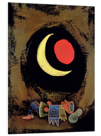 Foam board print  Strong Dream - Paul Klee