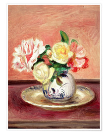 Poster Vase of Flowers