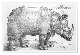 Poster The Rhinoceros