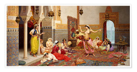 Premium poster The Harem Dance