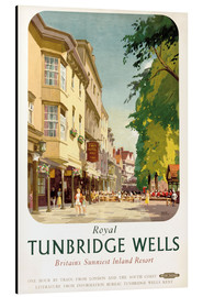 Aluminium print  Royal Tunbridge Wells - Frank Sherwin