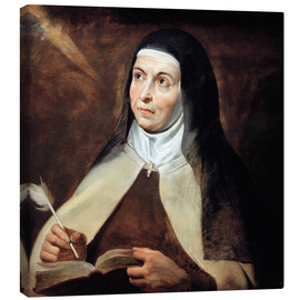 Peter Paul Rubens - Saint Teresa of Avila