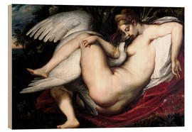Peter Paul Rubens - Leda and the Swan