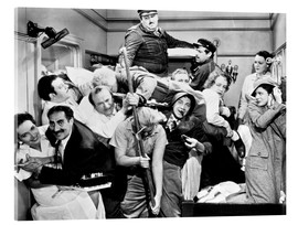 Acrylic print  The Marx Brothers, 1935
