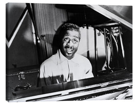 Canvas print  Erroll Garner