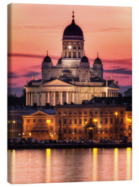 Canvas  Helsinki Cathedral - Marcus Klepper