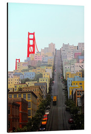 John Morris - San Francisco and Golden Gate Bridgee