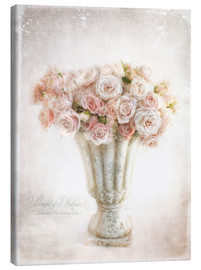Canvas  romantic roses - Lizzy Pe