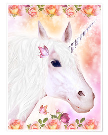Dolphins DreamDesign - Loving Unicorn