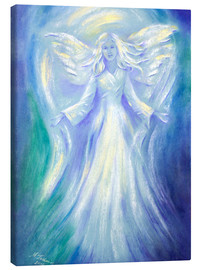 Canvas  Angel of Love - Marita Zacharias