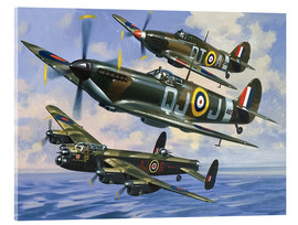 Wilf Hardy - Spitfires