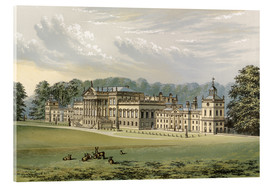 Acrylic print  Wentworth Woodhouse - Alexander Francis Lydon