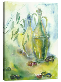 Canvas print  Olive Oil - Jitka Krause