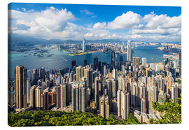 Canvas print  HONG KONG 01 - Tom Uhlenberg