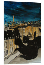 Forex  The roofs of Paris - JIEL
