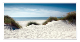 Poster Seascape Sylt