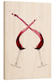 Wood  Red Wine - Meinolf Lipka