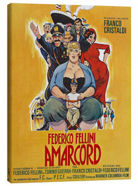 Canvas print  Amarcord