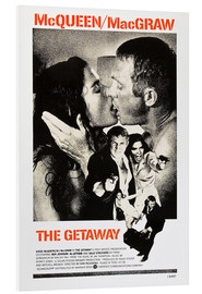 Foam board print  The Getaway