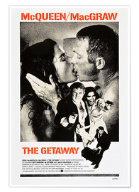 Poster  The Getaway