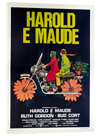 Acrylic glass  Harold and Maude