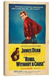 Canvas print  Rebel Without a Cause