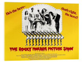 Acrylic print  The Rocky Horror Picture Show