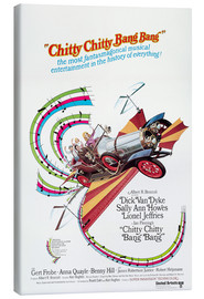 Canvas print  Chitty Chitty Bang Bang
