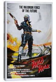Canvas print  Mad Max