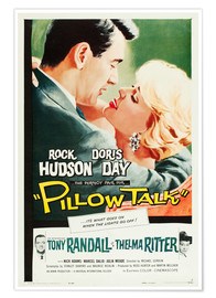 Premium poster  Pillow Talk