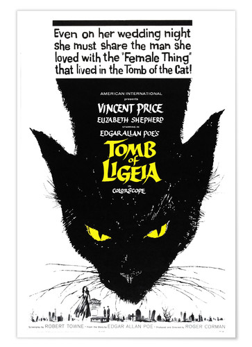 Premium poster The Tomb of Ligeia