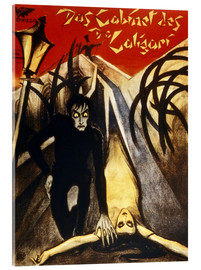 Acrylic glass  The Cabinet of Dr. Caligari