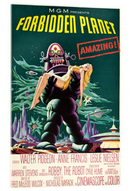 Acrylic glass  Forbidden Planet