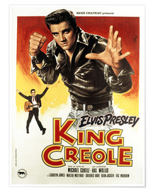 Premium poster  King Creole