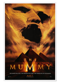 Premium poster THE MUMMY