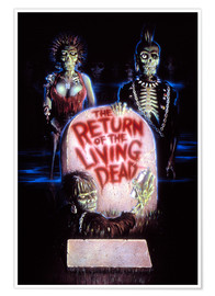 Poster The Return of the Living Dead