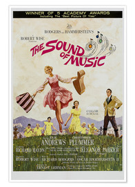Premium poster The sound of music
