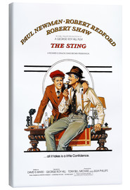 Canvas print  The Sting