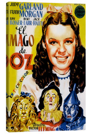 Canvas print  The Wizard of Oz